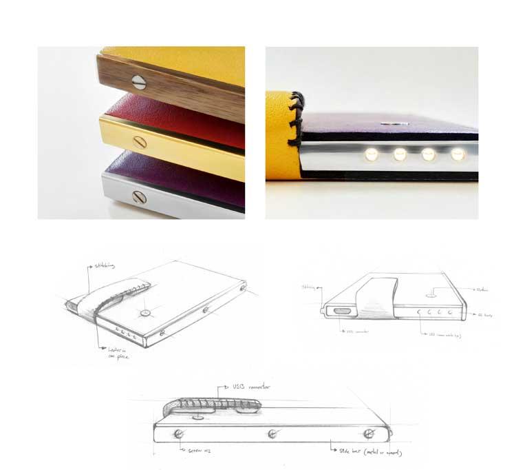 Uplond - Luxury Handmade Portable Power Bank