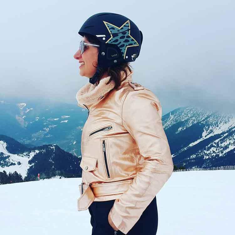 Metallic Skiwear – Pyeongchang 2018 Winter Olympics