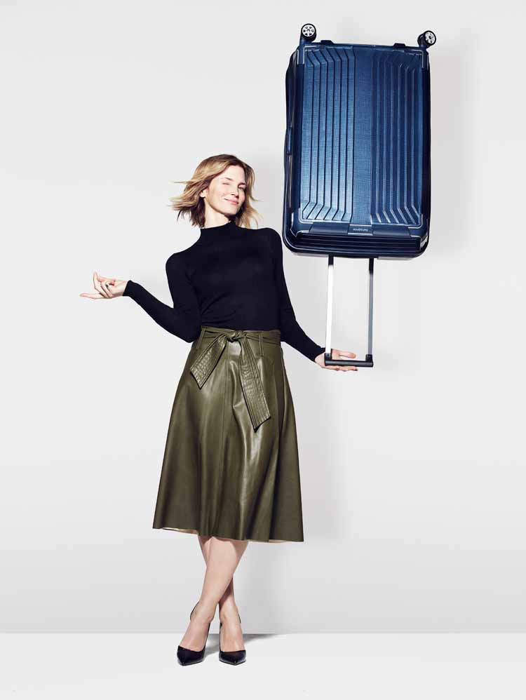 Samsonite Suitcases - For The Serious Traveller