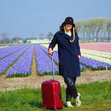 Samsonite The Serious Traveller Suitcase Gracie Opulanza (3)