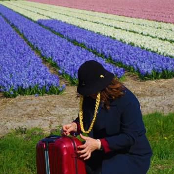Samsonite The Serious Traveller Suitcase Gracie Opulanza (5)