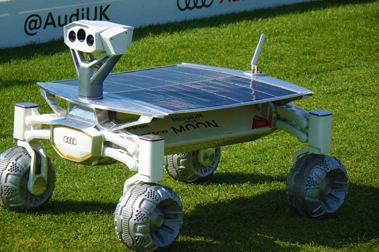 Audi Innovative Company - Moon Rover