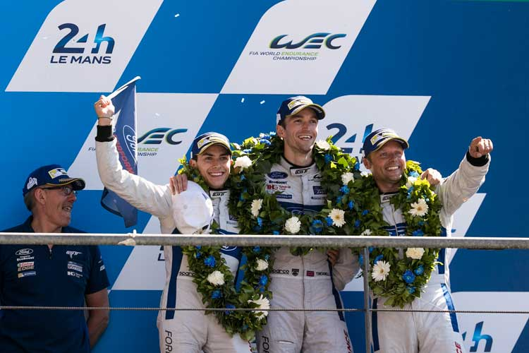 Le Mans 24 Ford Performance – Why Women Should Embrace Racing