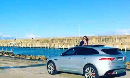 Jaguar F-PACE- Australia's Posh Ladies Wheels