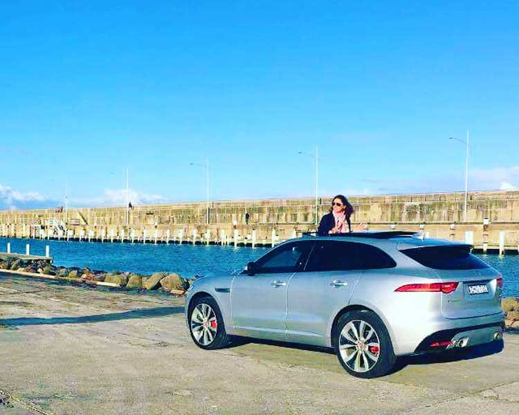 Jaguar F-PACE V6 Diesel – Australia's Posh Ladies Wheels
