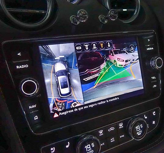 Bentley Bentayga Spain MenStyleFashion 2017 GPS