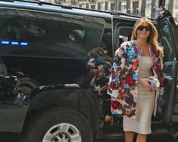 Melania Trump – The First Lady Of Fashion