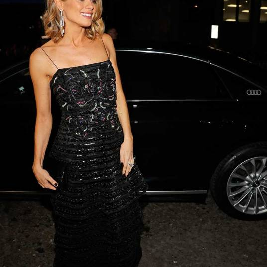 BAFTAs - Audi Chauffeuring The Actors & Actresses