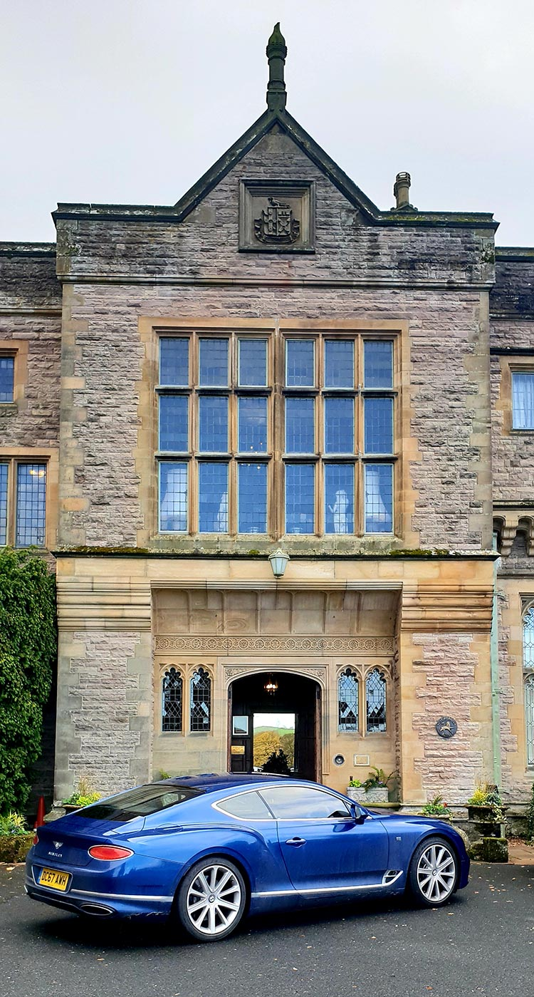 Armathwaite Hall Hotel & Spa in Lake District