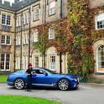 New Bentley GT Continental Grand Tourer – Luxury Car Fashion Tips