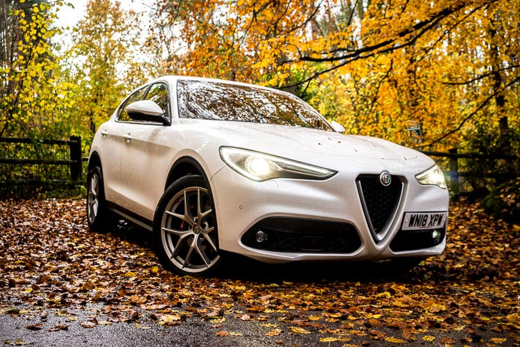 Alfa Romeo Stelvio car review