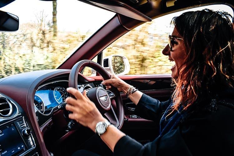 Bentley bentayga SUV V8 Gracie Opulanza fashion lifestyle