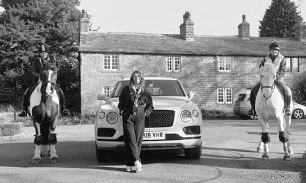 Bentley Bentayga SUV V8 – Great Britain Heritage & Lifestyle