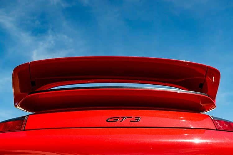 Porsche 911 GT3 - Celebrating 20 years
