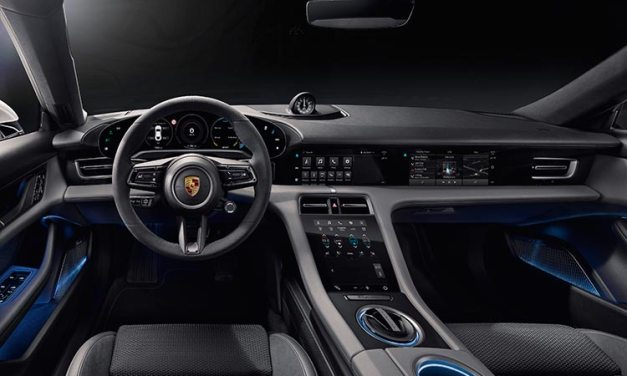 Porsche Taycan – Eco-Friendly Interior Design