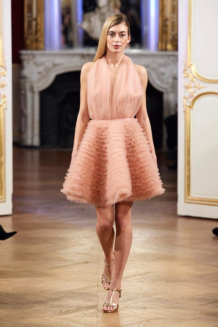 La Metamorphose - Couture Trousers And Taffeta