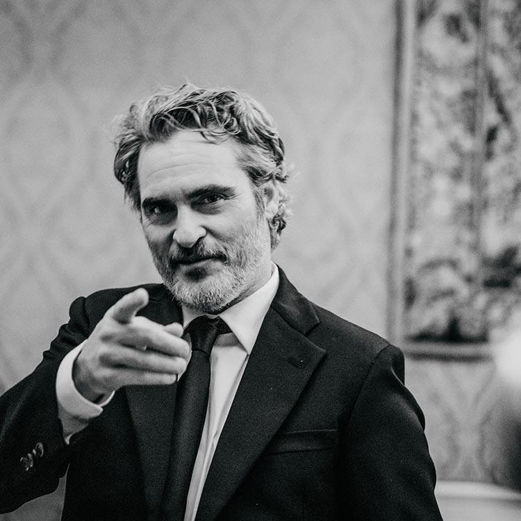 Joaquin Phoenix BAFTA
