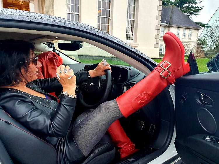 Fashion and lifestyle 2020 Aston Martin DB11. gracie Opulanza