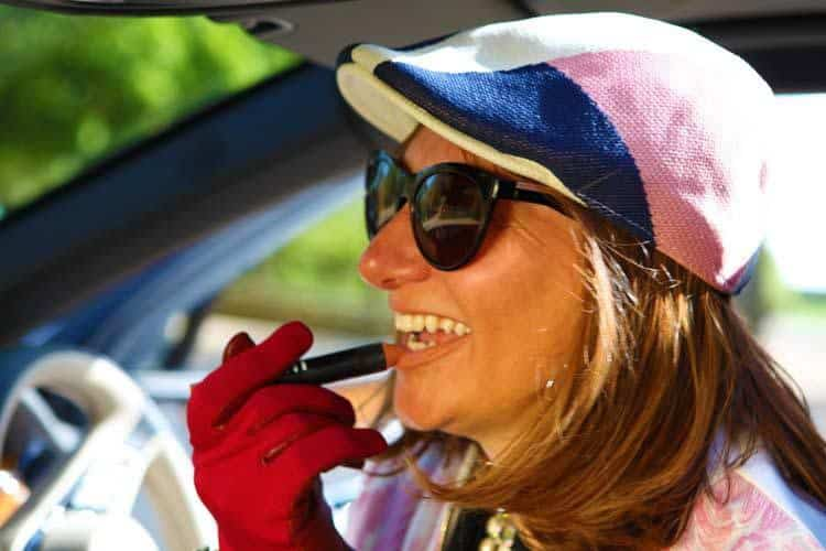 Covid 19 – Wear Victory Red Lipstick