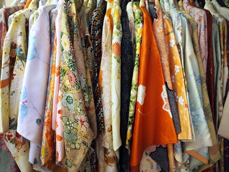 Kimono - Luxury Stay Home Fashion Trends