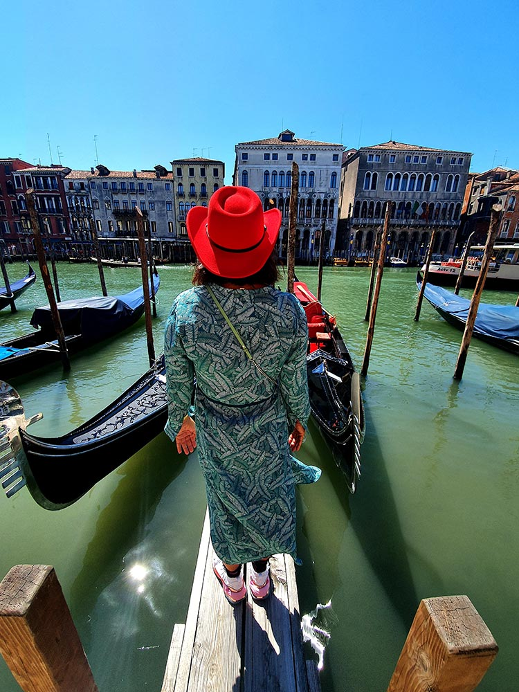 Stetson Europe - Amasa Vitafelt Red Hat Gracie Opulanza 2020 venice Italy summer (6)