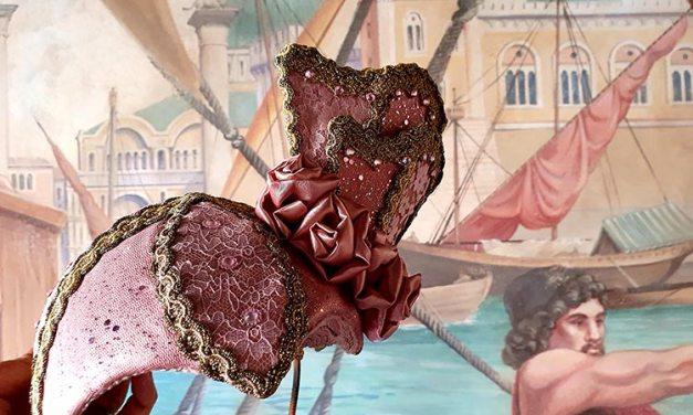 Venice – Head Piece Art
