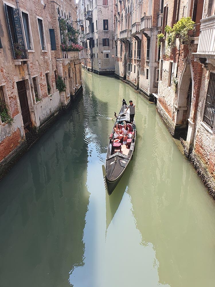 Venice grand canal 2020 covid 19 italy (2)
