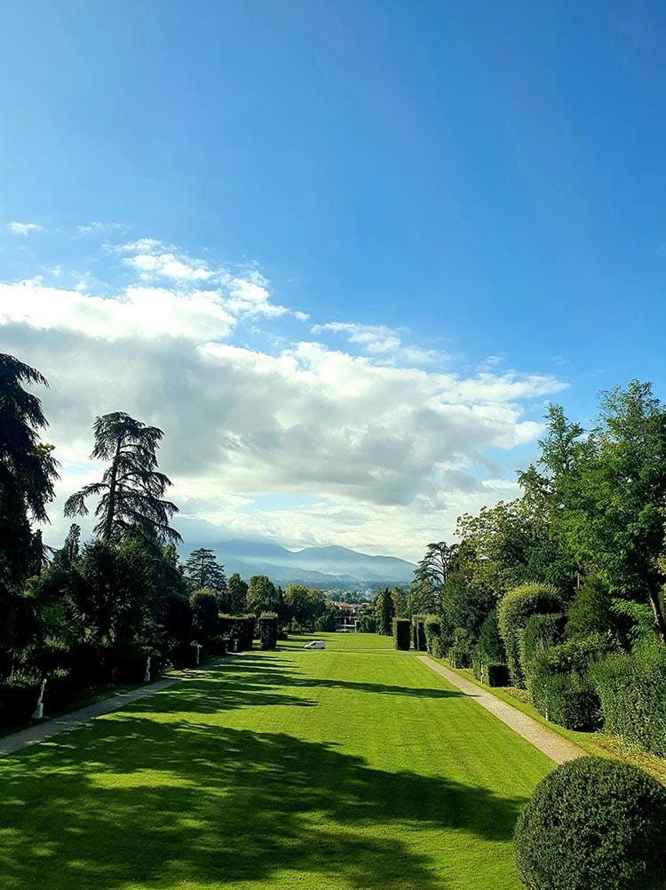 Villa Reale Lucca Italy 2020