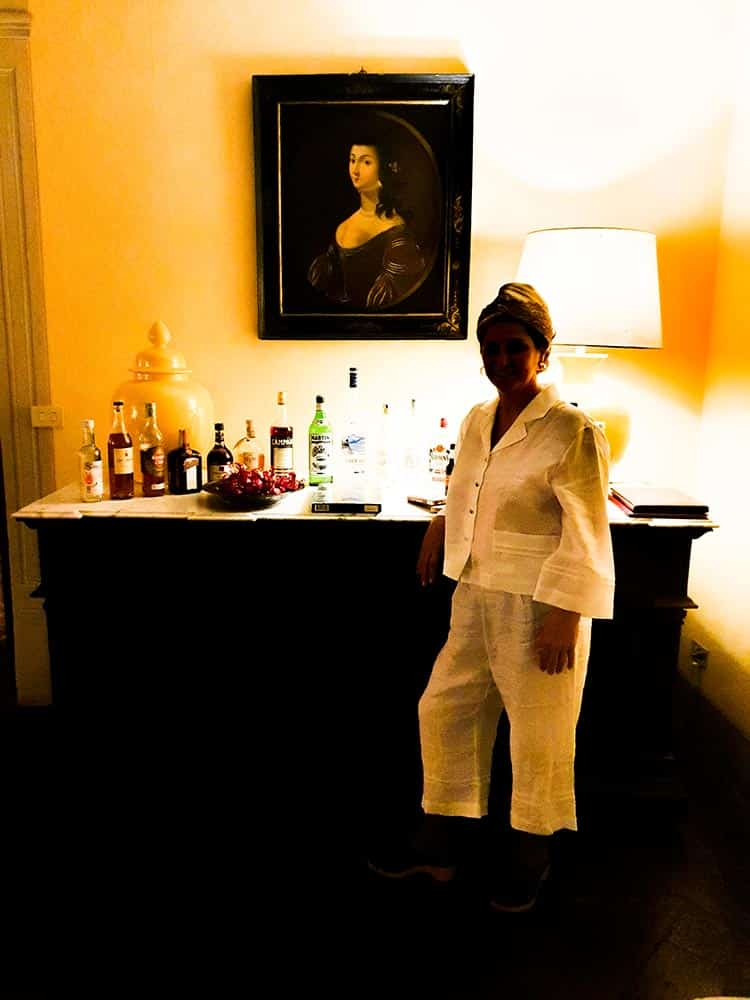 Secret Of 3 - Luxury Linen Homewear cashmere wool pyjamas (4)