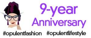 9 year anniversary Gracie Opulanza