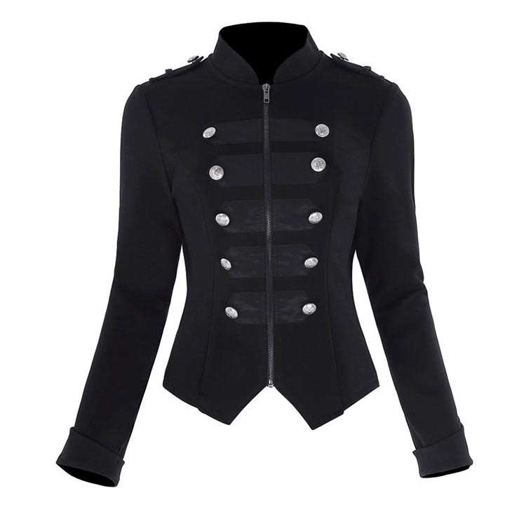 Military jackets for women2021 (1)