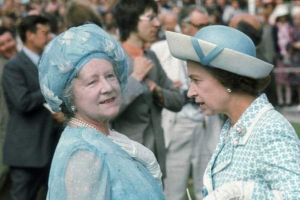 Queen Elizabeth vintage hats