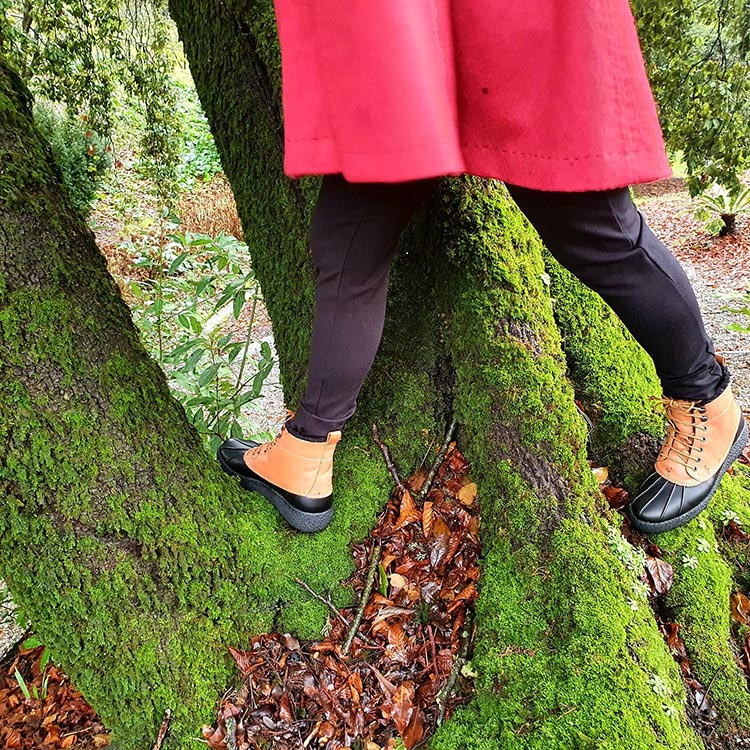 Tracey Nuels - FARGO Countryside Lifestyle Boot Reviewed Gracie Opulanza Italy Tuscany (10)