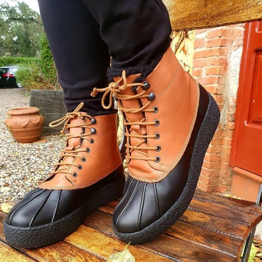 Tracey Nuels - FARGO Countryside Lifestyle Boot Reviewed Gracie Opulanza Italy Tuscany (8)
