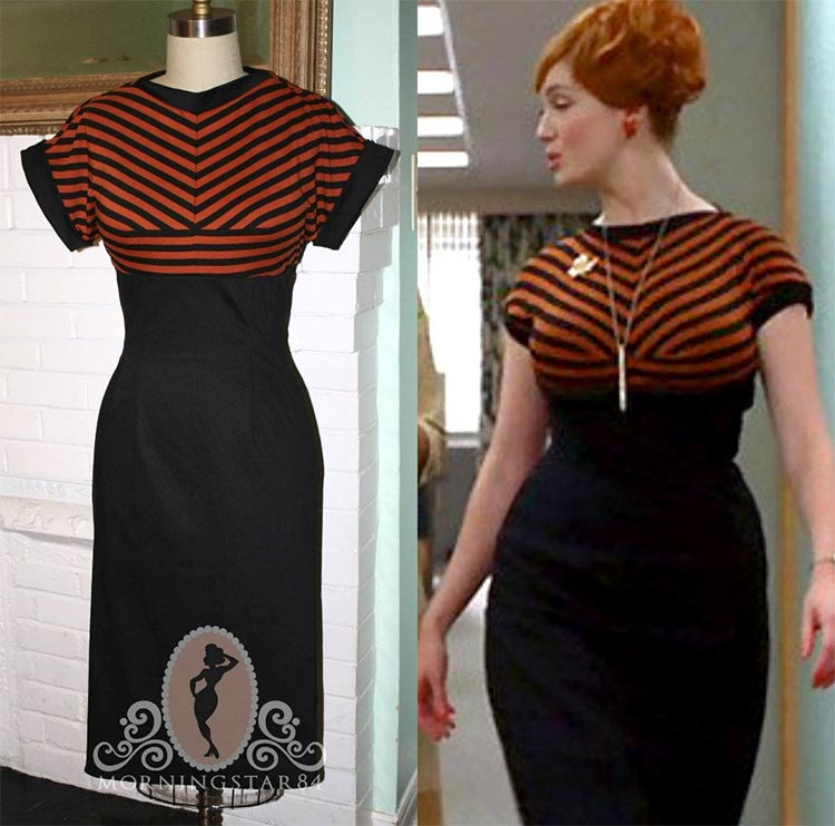 Wiggle Dresses Vintage Mad Men