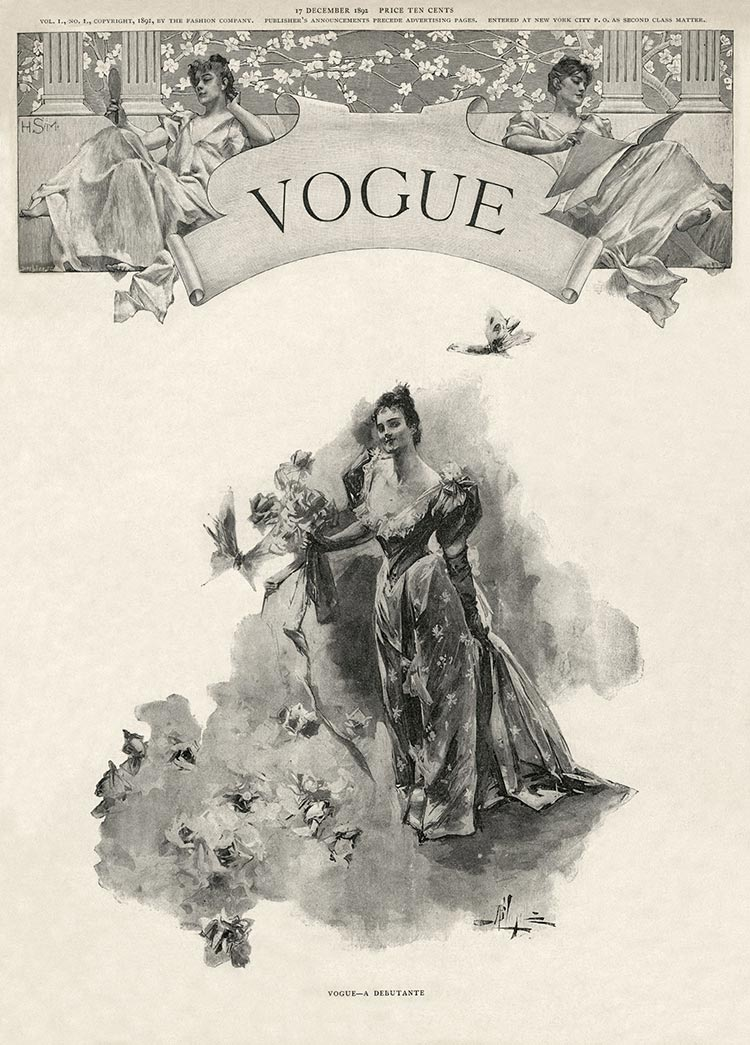 first-cover-of-vogue