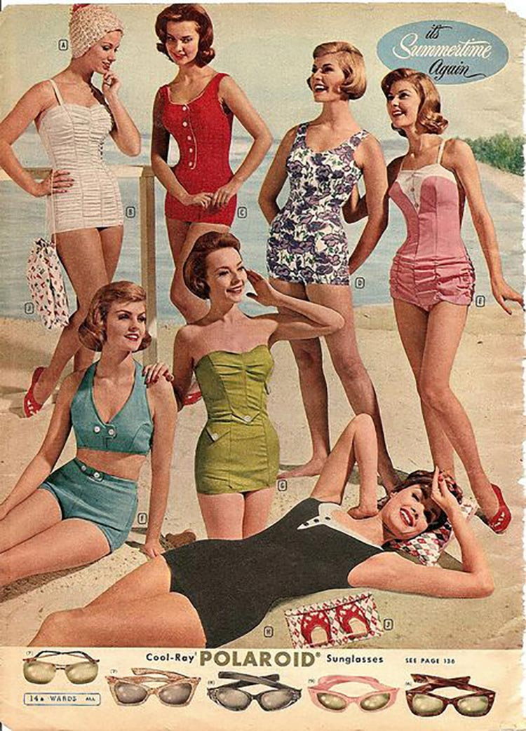 1960s swimwear adverts (2)