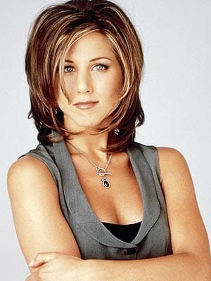 The Rachel hairstyle