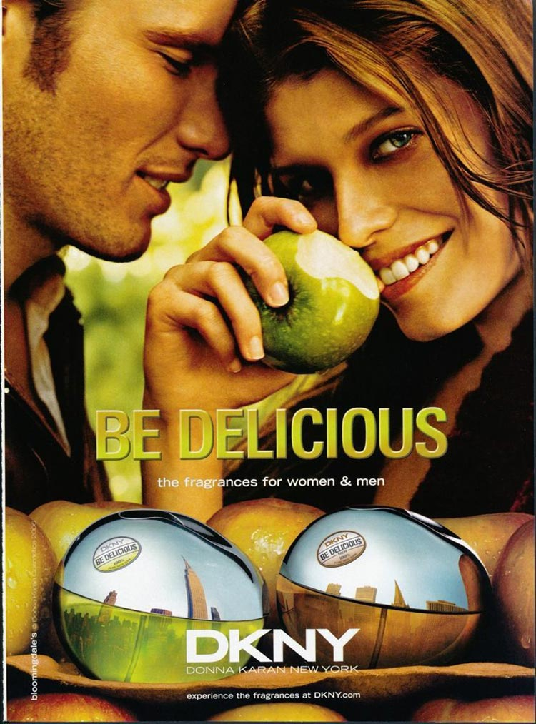 Donna Karan fruit fragrance