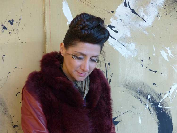 Gracie Opulanza London Fashion week 2014