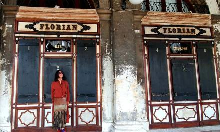 Venice – Florian Coffee House Open For Business