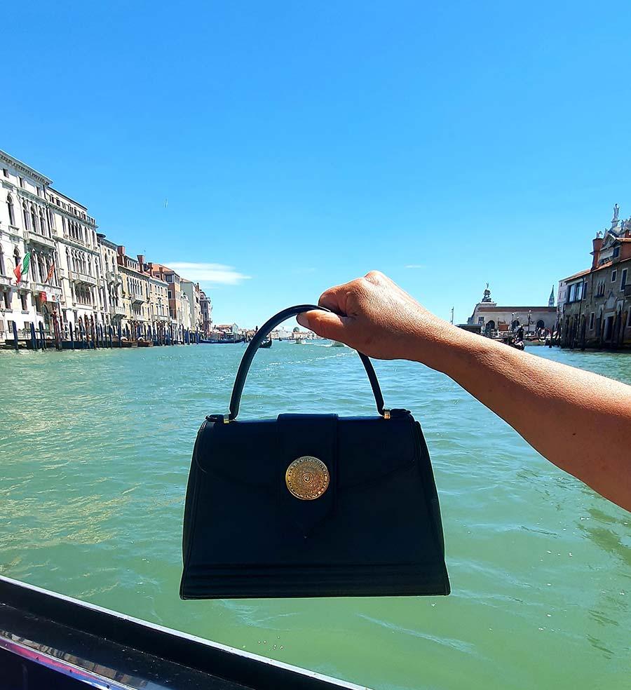 Yves Saint Laurent Vintage bag Gracie Opulanza Venice