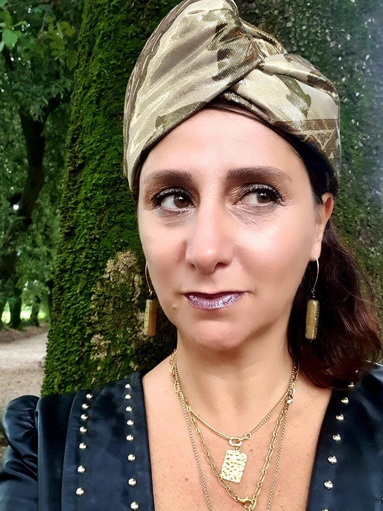 Turban for Summer Cruella