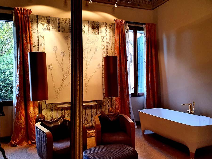 Hotel Heureka palazzo Venice Italy