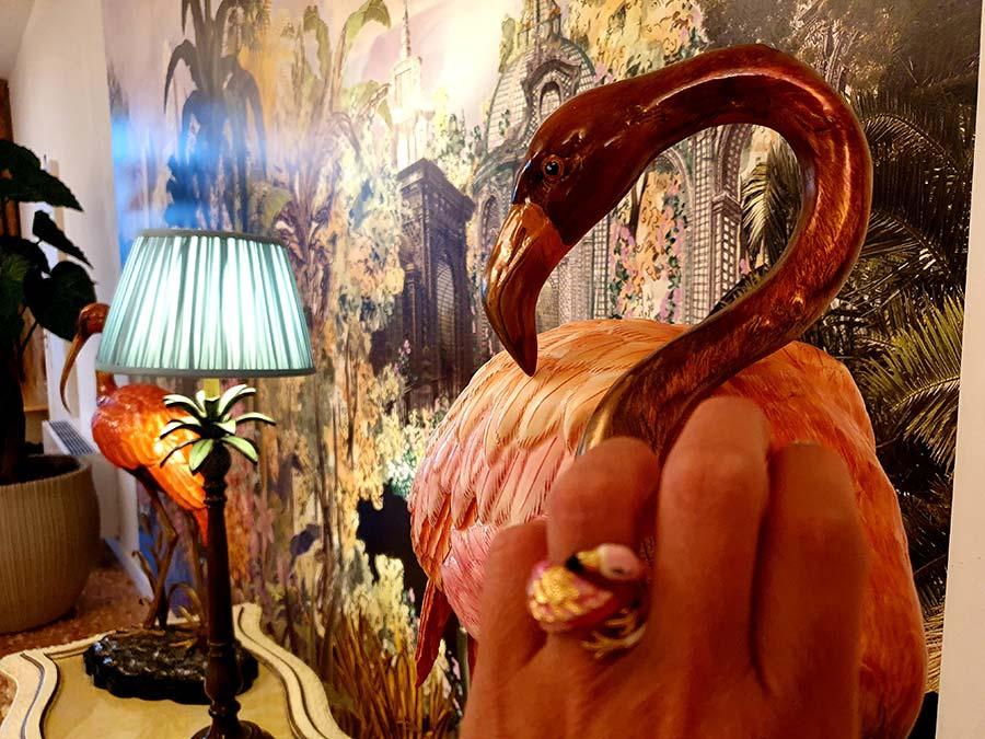 Palazzo Heureka Venice 16th Century Hotel 2021 Interior Design Holiday Stay (6)