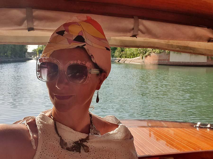 Venice Shuttle Boat