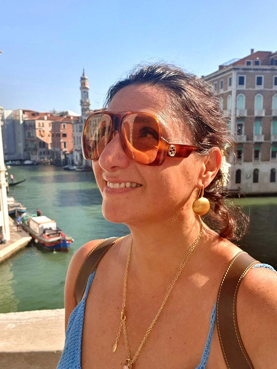 Gucci eyewear Venice Gracie Opulanza