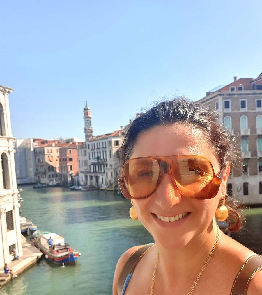 Venice Rialto Bridge Gucci eyewea