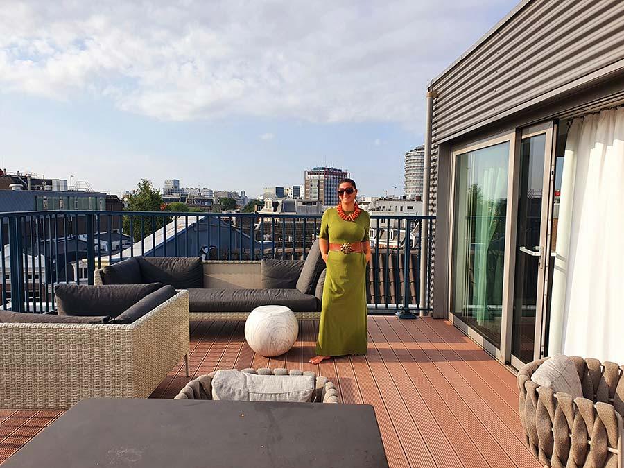 Penthouse Hotel De Vitt Terrace Gracie Opulanza