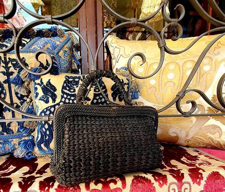 Roberta Di Camerino Venice –  Grace Kelly Vintage Handbag